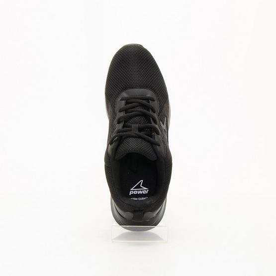 Bata Power Men รองเท้าผ้าใบสนีคเคอร์สำหรับผู้ชาย สีดำ - 8186001