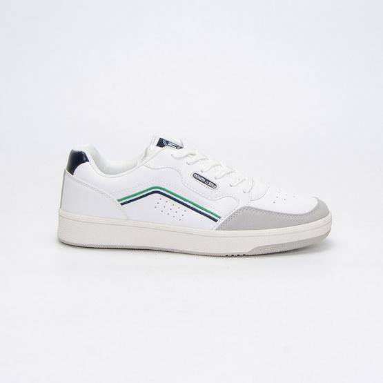 Bata North Star Men รองเท้าผ้าใบสำหรับผู้ชาย สีขาว 8211032