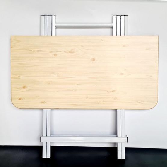 Inmyhome โต๊ะพับอเนกประสงค์ 80x80 ซม.