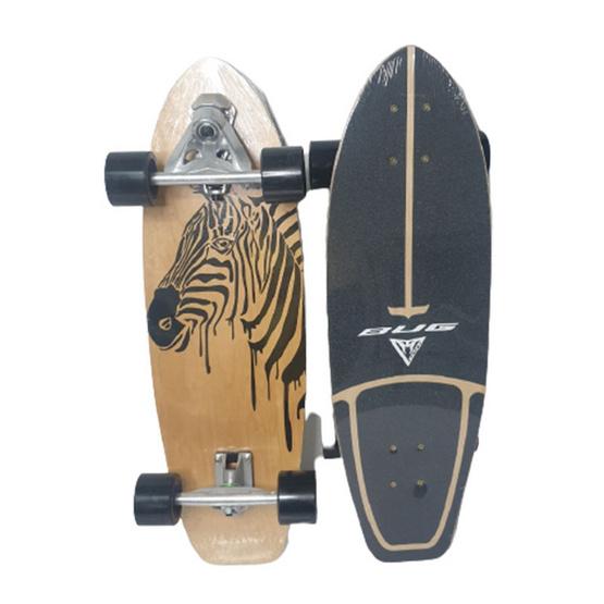 Surfskate เซิร์ฟสเก็ต TRUCK CX7 Zeba
