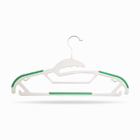 Via Home Hanger ชุดไม้แขวนเสื้อ (150 ชิ้น)