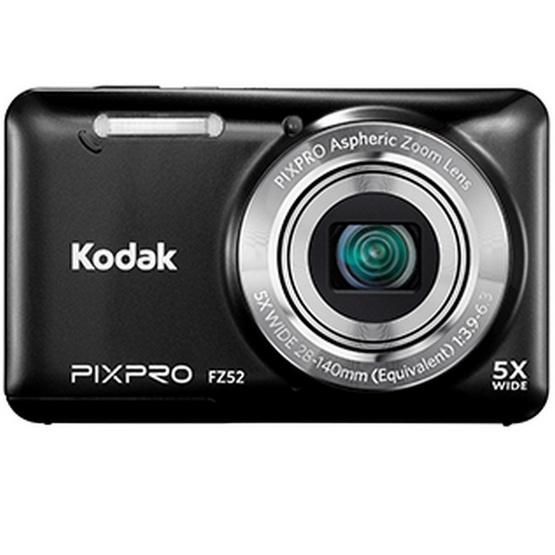 KODAK กล้องดิจิตอล Pixpro FZ52 Black