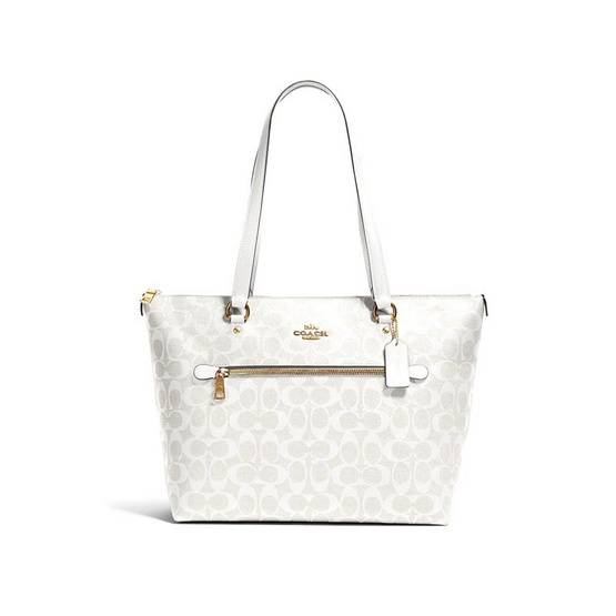 COACH 79609 GALLERY TOTE IN SIGNATURE CANVAS(IMRFF)