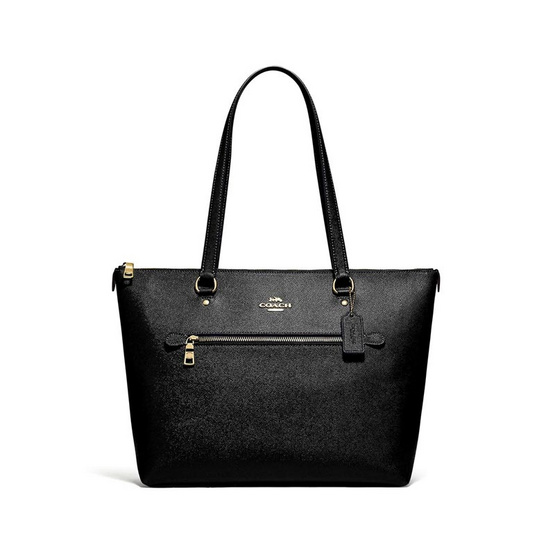 COACH F79608 GALLERY TOTE (IMBLK)