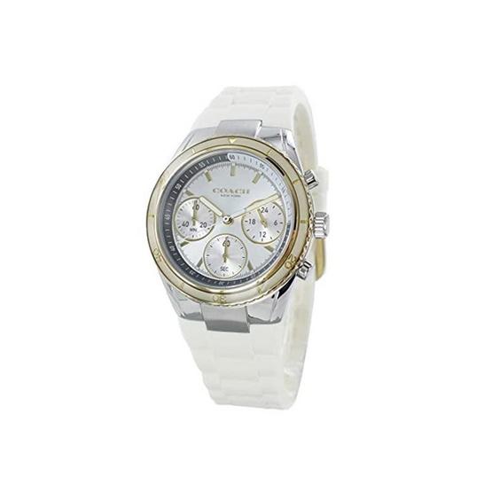 COACH 14503573 COACH Preston Silver White Women's Watch