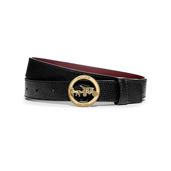 COACH F78181 HORSE AND CARRIAGE BELT (B4OVFXL)