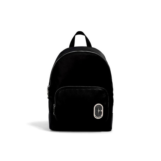 COACH 2348 COURT BACKPACK WITH COACH PATCH (SVBK)