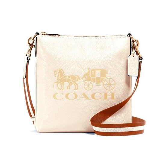 COACH 1897 JES SLIM CROSSBODY WITH HORSE AND CARRIAGE (IMCHK)
