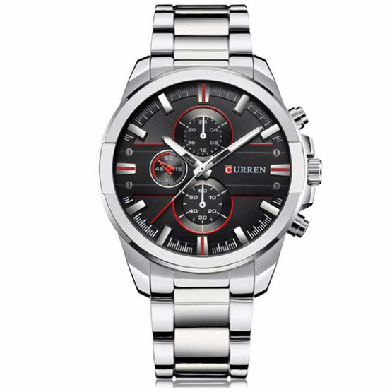 Curren นาฬิกาข้อมือ รุ่น CU8274-SI/BK