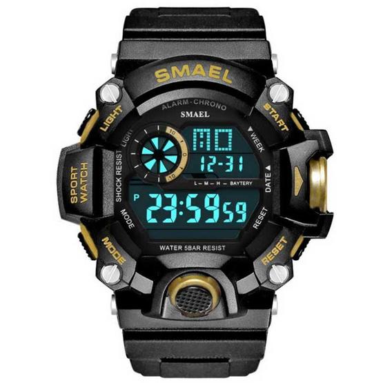 Smael นาฬิกาข้อมือ รุ่น SM1385D-BG