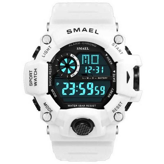 Smael นาฬิกาข้อมือ รุ่น SM1385D-WH