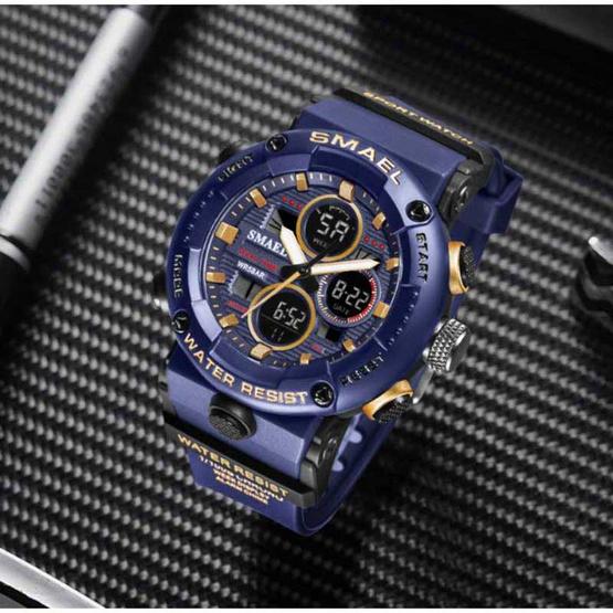 Smael นาฬิกาข้อมือ รุ่น SM8038-DBL