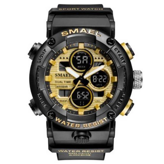 Smael นาฬิกาข้อมือ รุ่น SM8038-BG