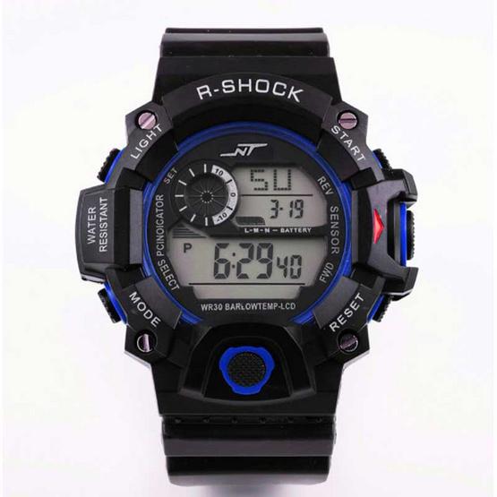 SPORTS นาฬิกาข้อมือ รุ่น A1819-BK/BL