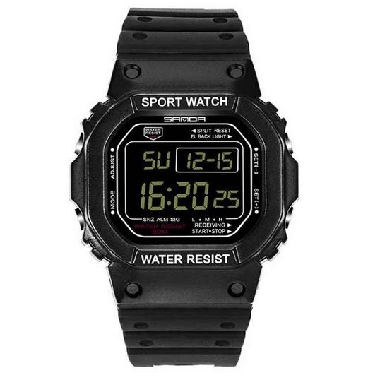 SANDA นาฬิกาข้อมือ รุ่น SW329-BB