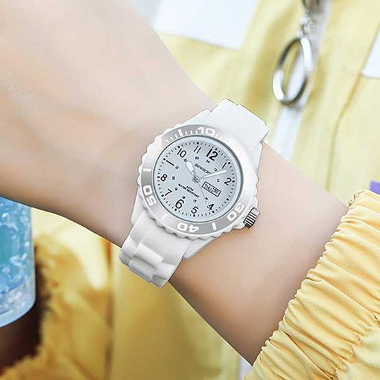 SANDA นาฬิกาข้อมือ รุ่น SW1053-WS