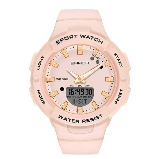 SANDA นาฬิกาข้อมือ รุ่น SW6005-PG