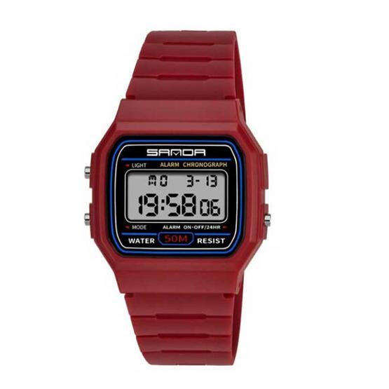SANDA นาฬิกาข้อมือ รุ่น SW391-RE