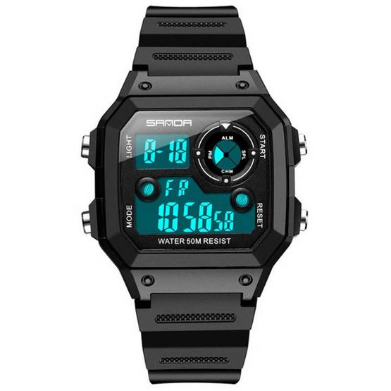 SMAEL นาฬิกาข้อมือ รุ่น SW418-BB