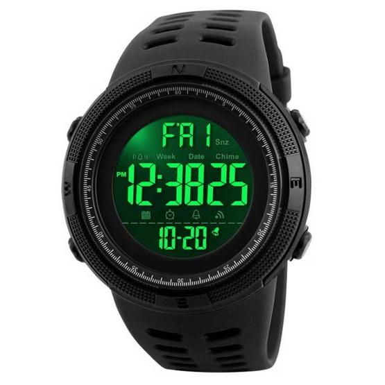 SKMEI นาฬิกาข้อมือ รุ่น SK1251-BK