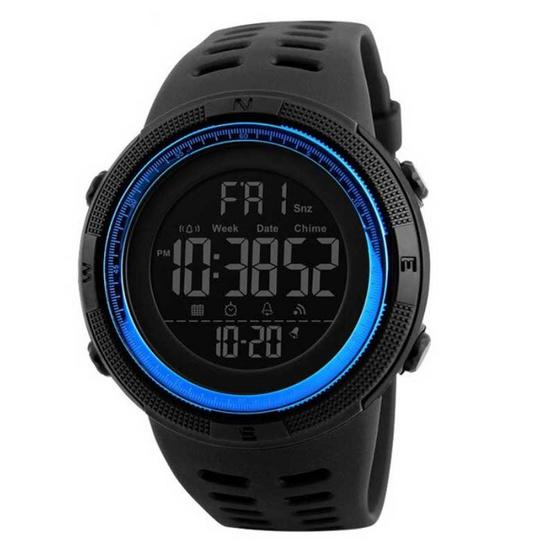 SKMEI นาฬิกาข้อมือ รุ่น SK1251-BL