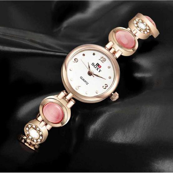 SOXY นาฬิกาข้อมือ รุ่น SX0098-RG