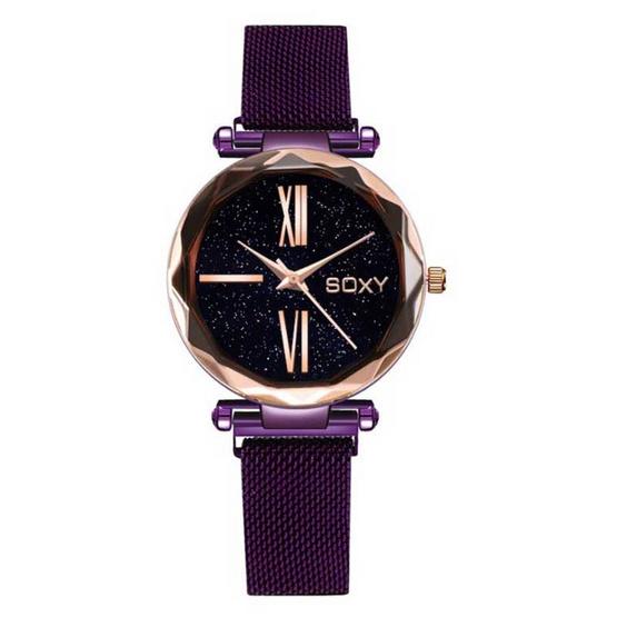 SOXY นาฬิกาข้อมือ รุ่น SX0162-PU