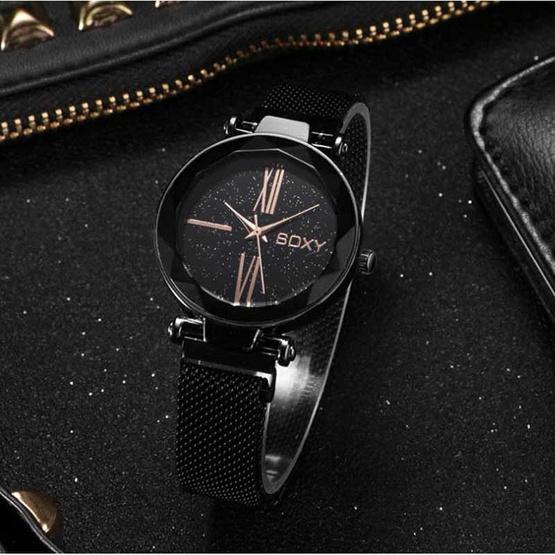 SOXY นาฬิกาข้อมือ รุ่น SX0162-BK