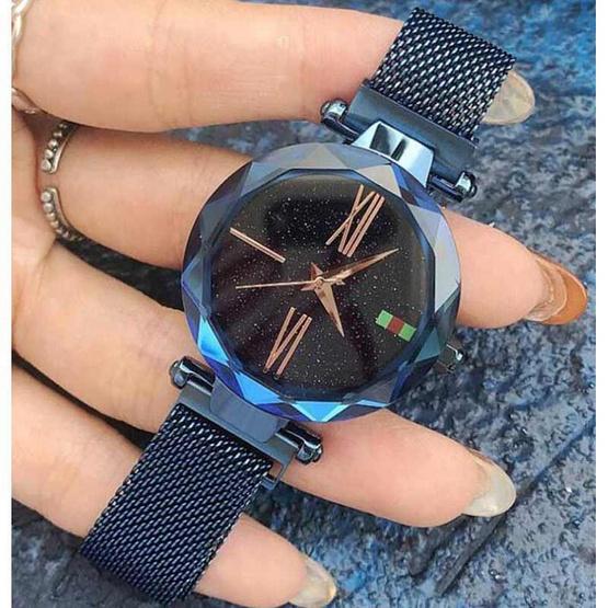 Fancyqube นาฬิกาข้อมือ รุ่น GOGOEY-BL