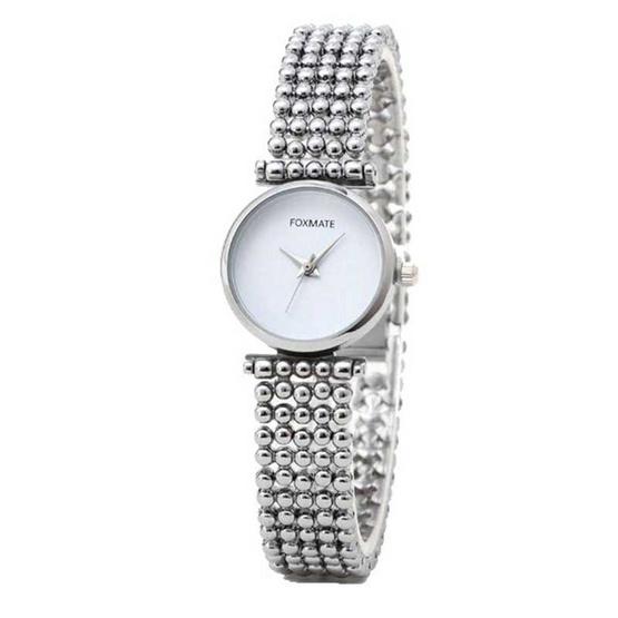 FOXMATE นาฬิกาข้อมือ รุ่น FM6001-WH