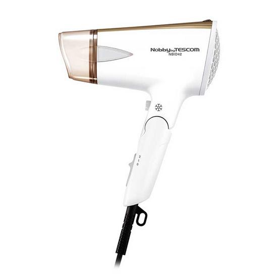Nobby by Tescom ไดร์เป่าผม Negative Ion Hair Dryer 1500W (NBID42)