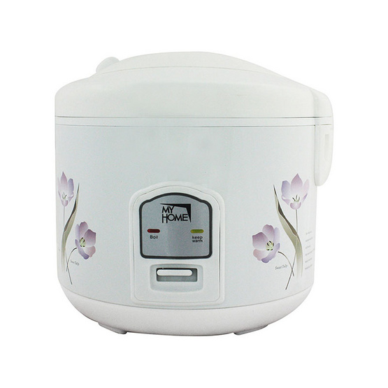 My Home หม้อหุงข้าว 1.8 ลิตร รุ่น A705T-MH (คละลาย)