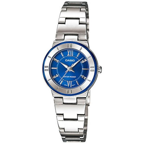CASIO นาฬิกาข้อมือ รุ่น LTP-1368D-2ADF