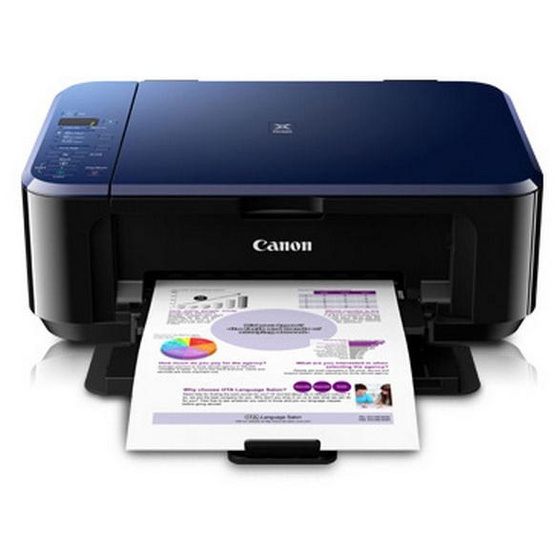 Canon เครื่องพิมพ์มัลติฟังก์ชั่น รุ่น E510 นวัตกรรมทางด้านการพิมพ์รูปแบบใหม่จากซอฟท์แวร์ My Image Garden ที่ช่วยให้รูปถ่ายของคุณน่าประทับใจ