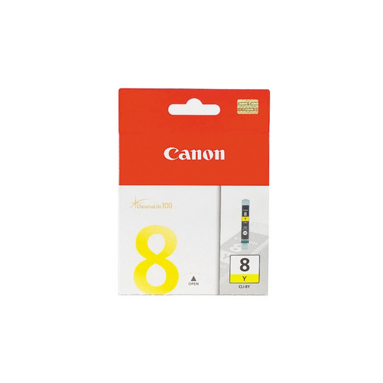 Canon ตลับหมึก อิงค์เจ็ท รุ่น CLI-8Y