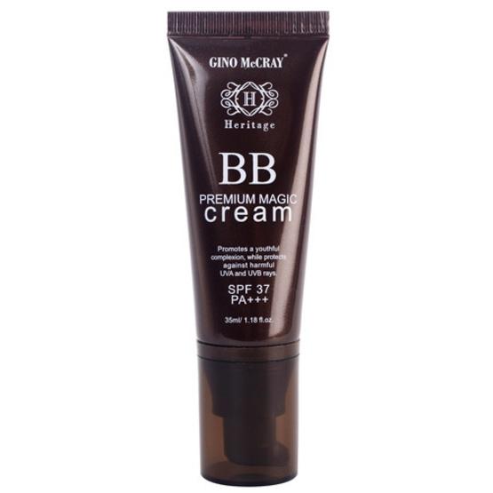 GINO McCRAY บีบีครีม Heritage BB Premium Magic Cream