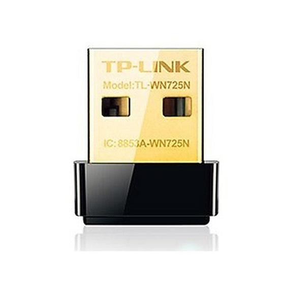 TP-Link 150Mbps Wireless N Nano USB Adapter รุ่น TL-WN725N