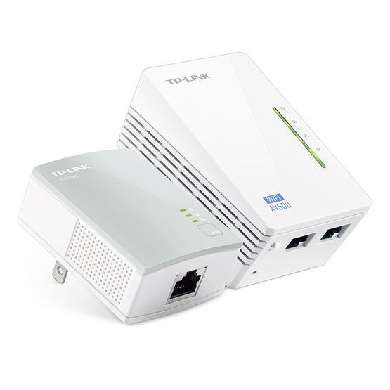 TP-Link 300Mbps AV500 WiFi Powerline Extender Starter Kit รุ่น TL-WPA4220-KIT