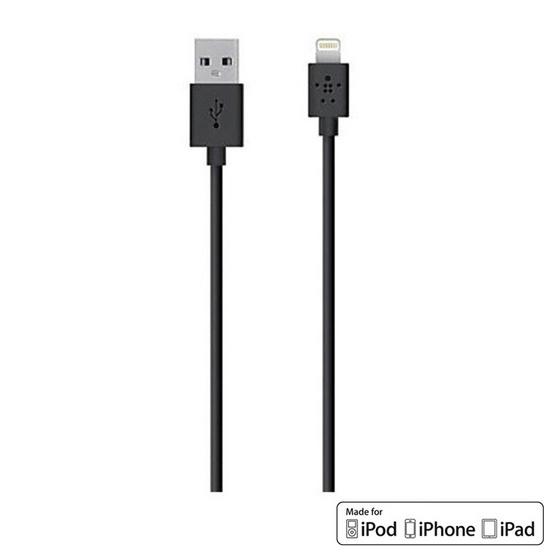 Belkin สายชาร์จ iPhone รุ่น F8J023bt04 1.2 เมตร