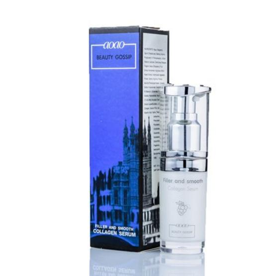 Beauty Gossip Filler and Smooth Collagen Serum 15ml
