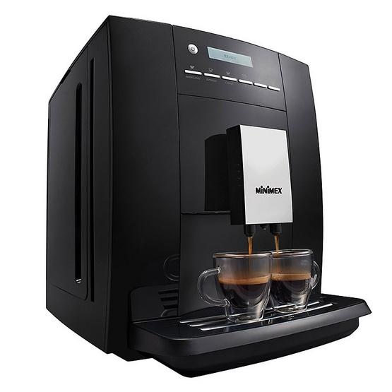 เครื่องชงกาแฟ (อัตโนมัติ) Minimex รุ่น Meximo ES (สีดำ)