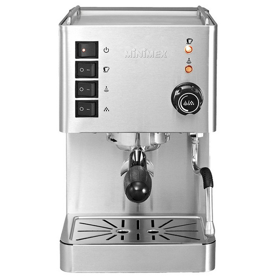 เครื่องชงกาแฟ Minimex  รุ่น Super Rich (สีสเตนเลส)