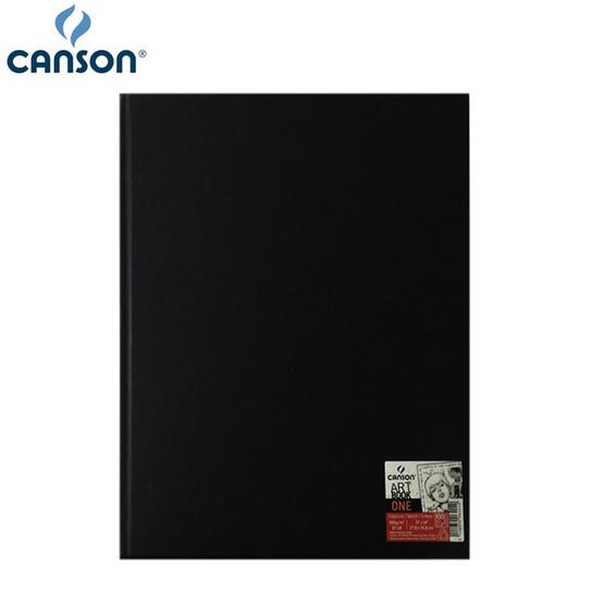 Canson สมุดสเก็ตซ์ ONE DESSIN 100g 27.9x35.6 ซม. (100 แผ่น) 200 006 424