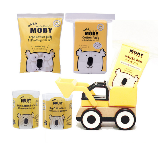 BABY MOBY Value Pack