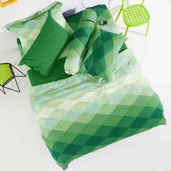 Lotus ผ้าปูที่นอน รุ่น Impression Diamond  LI-SD-13D