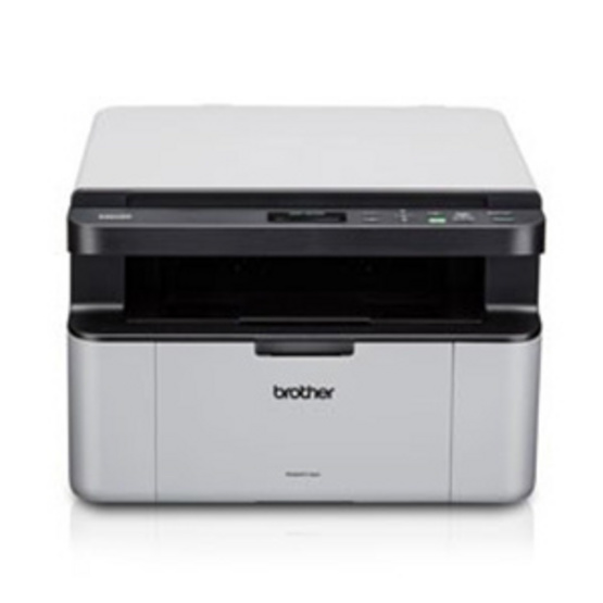 Brother Mono Laser MFC Printer รุ่น DCP-1610W (Without Fax)