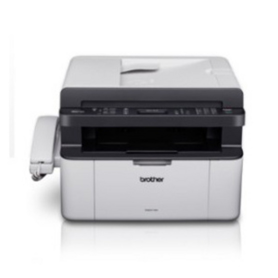 Brother Mono Laser MFC Printer รุ่น MFC-1815 (With Fax)
