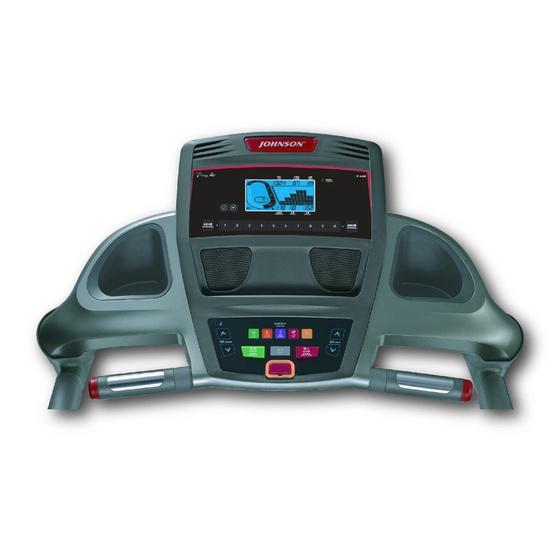 Johnson ลู่วิ่งไฟฟ้า (Treadmill) รุ่น 8.1T