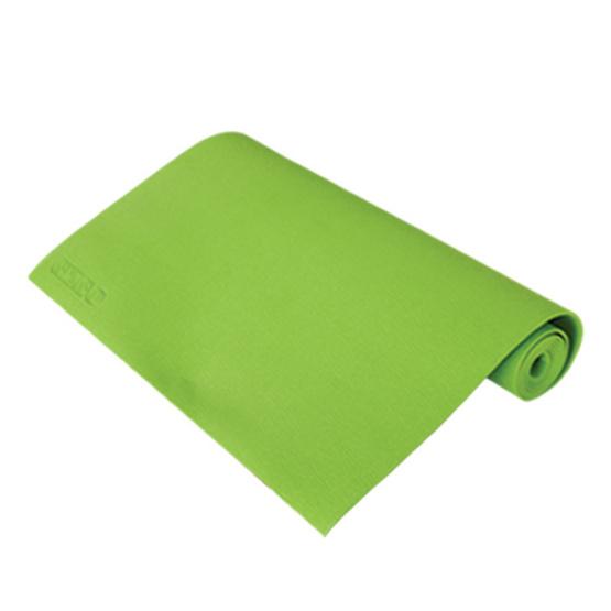 เสื่อโยคะ หนา 4 มม. 180 x 60 ซม. สีเขียว