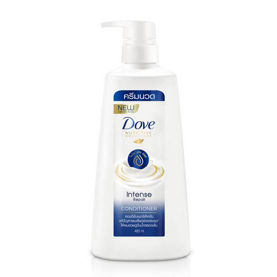 Dove อินเทนซ์ รีแพร์ คอนดิชันเนอร์ สีน้ำเงิน 460 มล.